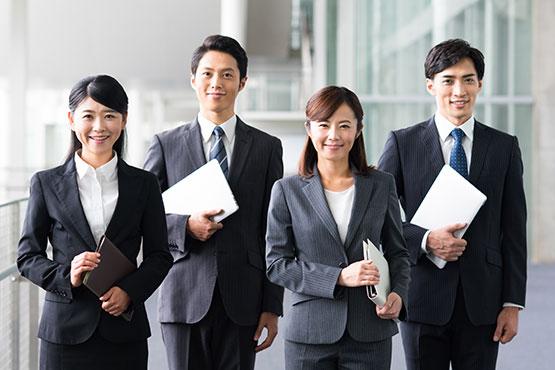 企業経営を強力にサポート